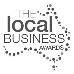 Trademark registration The local Business Awards Logo